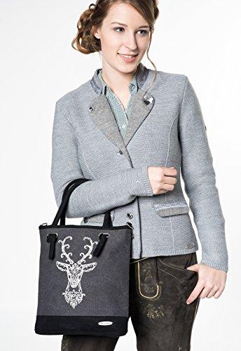 Ebbe-Tasche Schwarz
