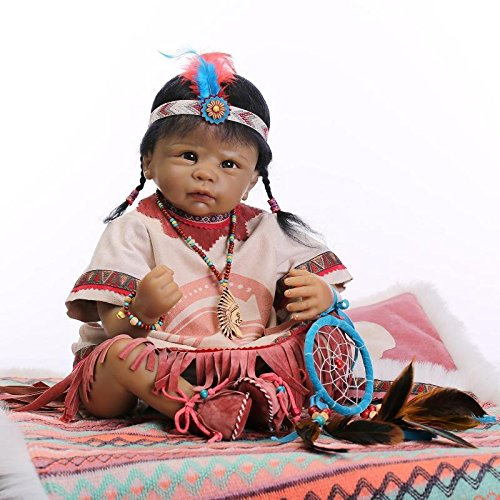 nicery-reincarne-bebe-poupee-doux-simulation-silicone-vinyle-indien-peau-noire-22pouces-55cm-bouche-