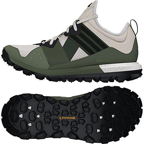adidas response tr - Scarpe da escursionismo da Uomo, taglia 44, colore Marrone