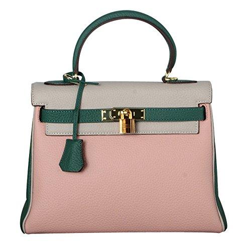yaagle-handbag-shoulder-bag-messenger-shoulder-satchel-leisure-fashion-leather-women
