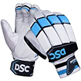 DSC Intense Attitude Cricket Batting Gloves Mens Right (Color May Vary)