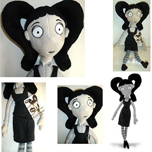 Disney Tim Burton 's Frankenweenie Elsa Van Helsing Plüsch Puppe bestickt Articulated vollständig bewegliche 55,9cm H -