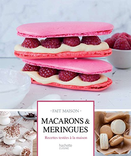 Macarons et meringues