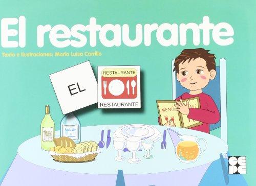 El restaurante (Pictogramas) por María Luisa Carrillo Rojo