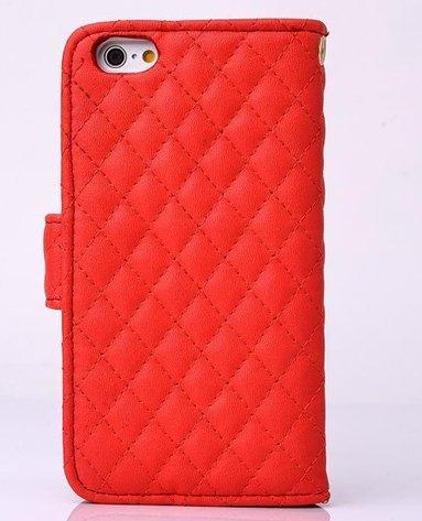 E-Max 4 en 1 Wallet Flip Case Cover Housse Portefeuille Etui Pour Coque Apple iPhone 6 Plus 5.5 Inch , Stylus et Film protecteur inclus, Brun (E03) C06
