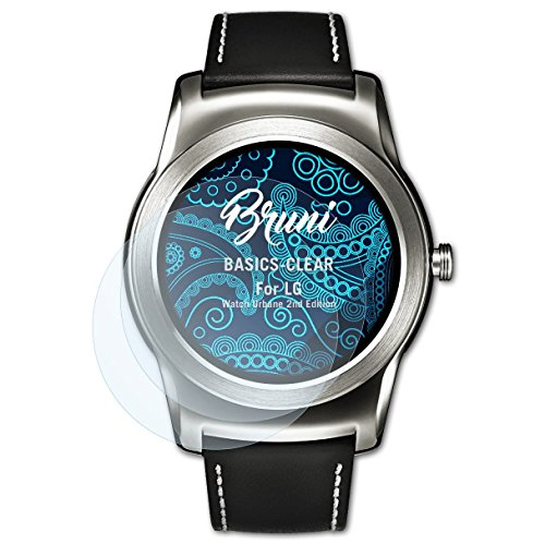 Bruni Screen Protector for LG Watch Urbane 2nd Edition Protector Film -...