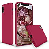 SURPHY Coque iPhone XS Max 6,5'', Protection Bumper Coque iPhone XS Max Anti-Choc...