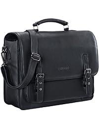 6231b42c9b9aa STILORD  James  Leder Business Aktentasche für Herren Damen Vintage  Umhängetasche mit 14 Zoll Laptop