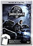 Jurassic World (BOX) [Blu-Ray]+[Blu-Ray 3D] (IMPORT) (Keine deutsche Version)