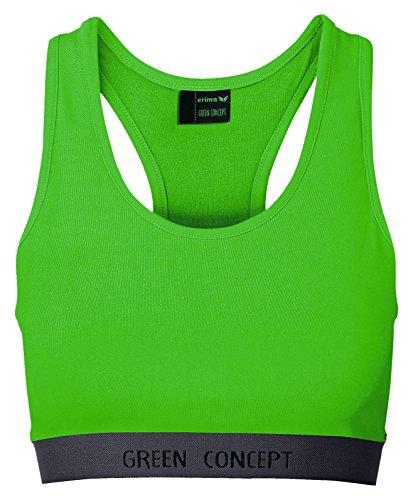 Erima Green Concept Bra Geco verde