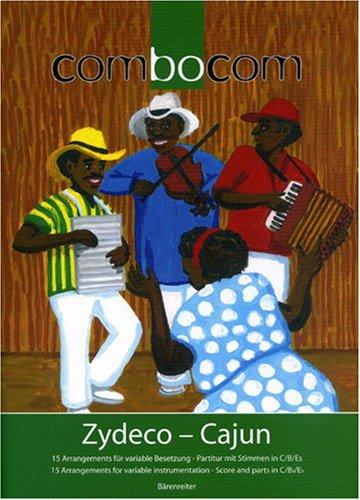 Preisvergleich Produktbild Zydeco - Cajun. Ensemble