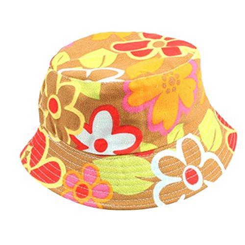 Casual Sun Flower ronde Hat Sun Hat Surker b¨¦b¨¦ Naturals d¨¦pensent plus de 34