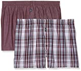 s.Oliver Herren Boxershorts 2R795973011, Mehrfarbig (Check and Chambray 11C2), 6