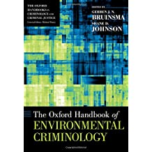 experimental criminology welsh br andon c braga anthony a bruinsma gerben j n