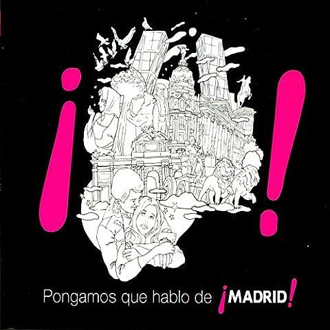 Miguel Bose Madrid - Manos