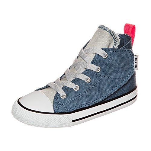 r All Star Simple Step High Sneaker Kleinkinder 2 US - 18 EU ()