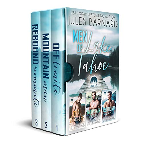 Men of Lake Tahoe Books 1 - 3: Jaeger, Lewis, and Tyler (English Edition)