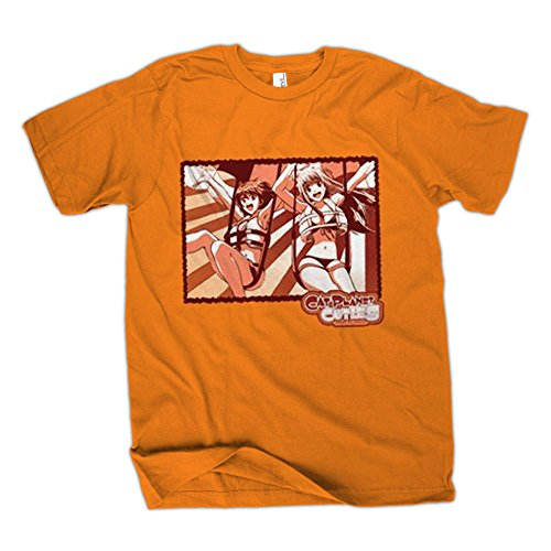 Cat Planet Cuties Eris and Manami T-Shirt