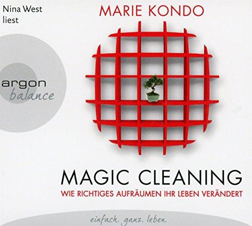 Preisvergleich Produktbild Magic Cleaning: Wie richtiges Aufräumen ihr Leben verändert