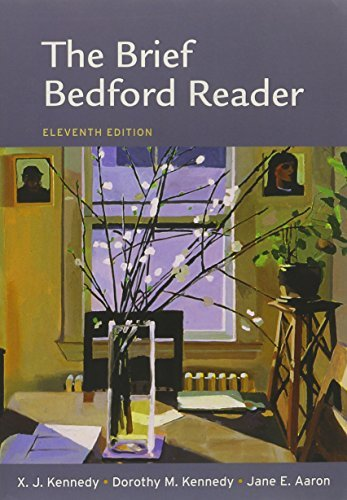 Writer's Reference 7e & CompClass & Brief Bedford Reader 11e by Diana Hacker (2011-06-01) par Diana Hacker;Nancy Sommers;X. J. Kennedy;Dorothy M. Kennedy;Jane E. Aaron
