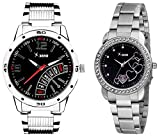 Xeno Chronograph Diamond Studded Black D...
