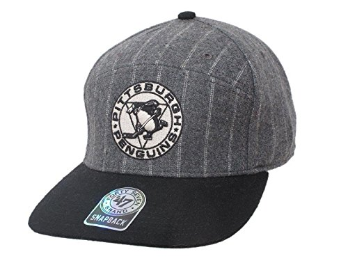 47 Brand - NHL Eishockey MLB Baseball Cap Kappe Hut (Artikel Nr. 76-90) (NHL - Pittsburgh Penguins - Nr. 80)