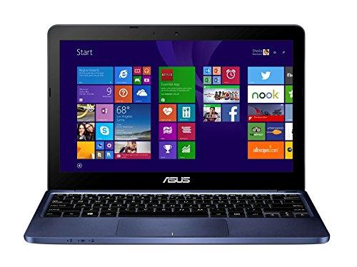 Asus F205TA-BING-FD018BS 29,5 cm (11,6 Zoll) Laptop (Intel Atom Z3735F, 1,3GHz, 2GB RAM, 32GB SSD, Intel HD, Win 8, Touchpad) blau