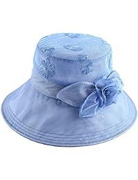 Cappello da Sole da Donna Cappello - Cappello da Sole Estivo da Donna  Cappello da Sole 5fd90be24dfb
