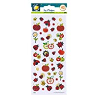 Craft Planet Fun Stickers - Ladybirds