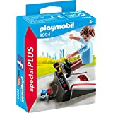 PLAYMOBIL 9094 - Skater mit Rampe