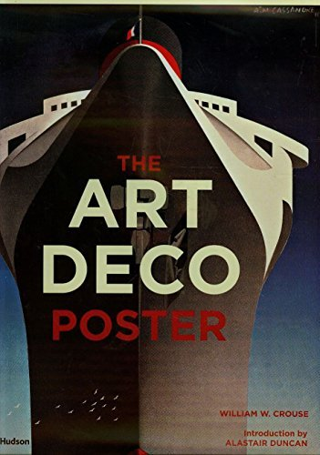 The Art Deco Poster by William W. Crouse (2013-10-14)