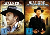 Walker, Texas Ranger - Season 1+2 im Set - Deutsche Originalware [14 DVDs]
