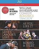 Shakespeare: Comedy, Romance, Tragedy  Bild