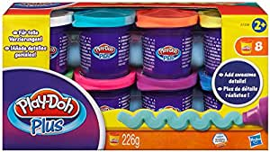 Hasbro A1206E24 Play-Doh Plus 8er Pack