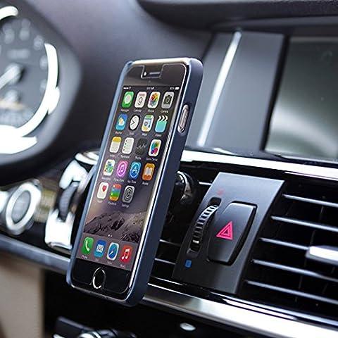 Keple | soporte magnético para rejilla de ventilación de coche para LG Lucid2VS870/Mach LS860/Magna/carpa LS855/movimiento 4G MS770/Nexus 4E960/Nexus 5/Nexus 5X/Nitro HD/octano | teléfono móvil