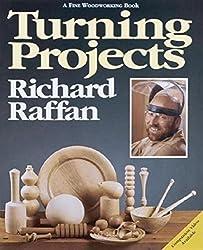 Turning Projects: with Richard Raffan (Fine Woodworking DVD Workshop) by Richard Raffan (1991-01-01)