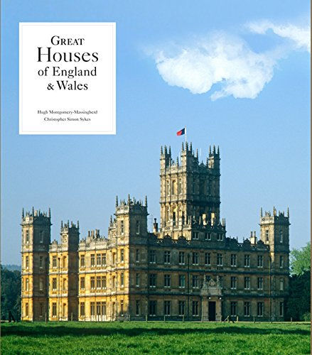 Great Houses of England and Wales par Hugh  Montgomery-Massingberd