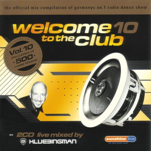 Welcome to the Club Vol.10