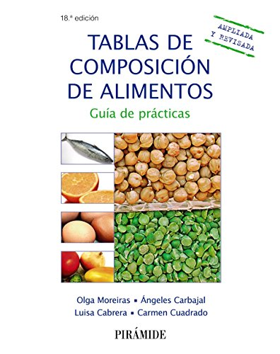 Tablas De Composición De Alimentos. Guía De Prácticas (Ciencia Y Técnica)