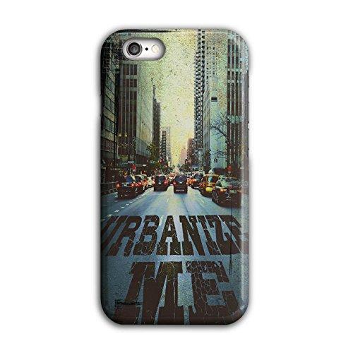 Urbanisieren Mich Stadt Mode Straße Fahrt iPhone 6 / 6S Hülle | (Fahrt Kostüme Leder)