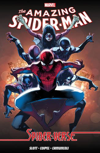 Amazing Spider-man Vol. 3: Spider-verse (Amazing Spiderman 3)