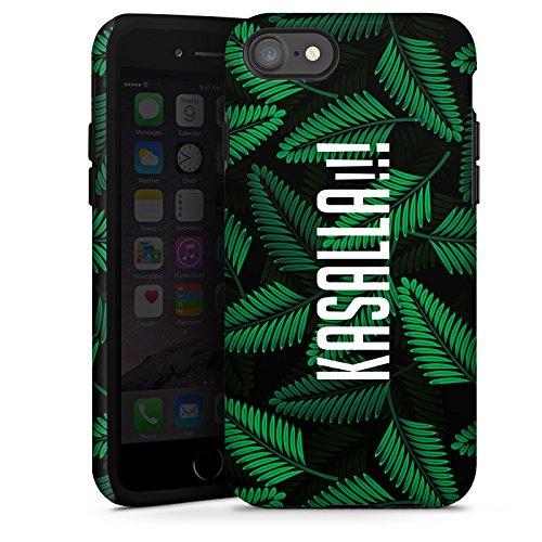 Apple iPhone X Silikon Hülle Case Schutzhülle Dschungelcamp Ich bin ein Star holt mich hier raus Spruch Tough Case glänzend