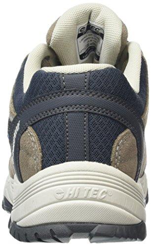 Hi-Tec Libero Waterproof, Chaussures de Randonnée Basses Femme Beige (Beige (Taupe 041)Taupe 041)