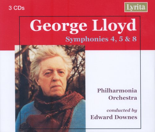 Lloyd - Symphonies Nos 4, 5 and 8
