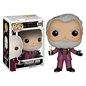 The Hunger Games President Snow POP Figure Toy 2 x 4in by The Hunger Games
