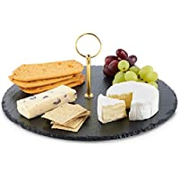 ememo-round-slate-cheese-board