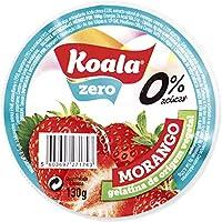 Koala0% paquete Strawberry Jelly 130 g Azúcar