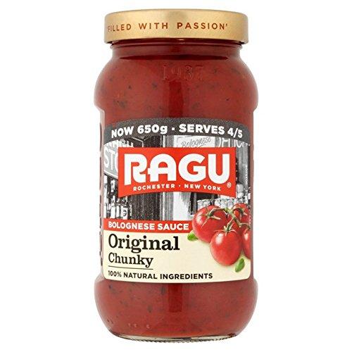 Preisvergleich Produktbild Ragu Chunky Bolognese Pasta Sauce 650g