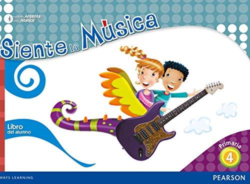 Siente la música 4 libro del alumno (comunidad valenciana) - 9788420559643