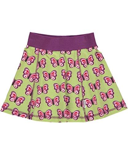 Preisvergleich Produktbild Rock Skirt Vipp Butterfly Schmetterling von Maxomorra aus Schweden Größe 92